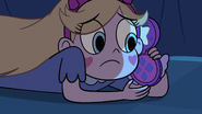 S3E9 Star Butterfly listens to Janna on the phone