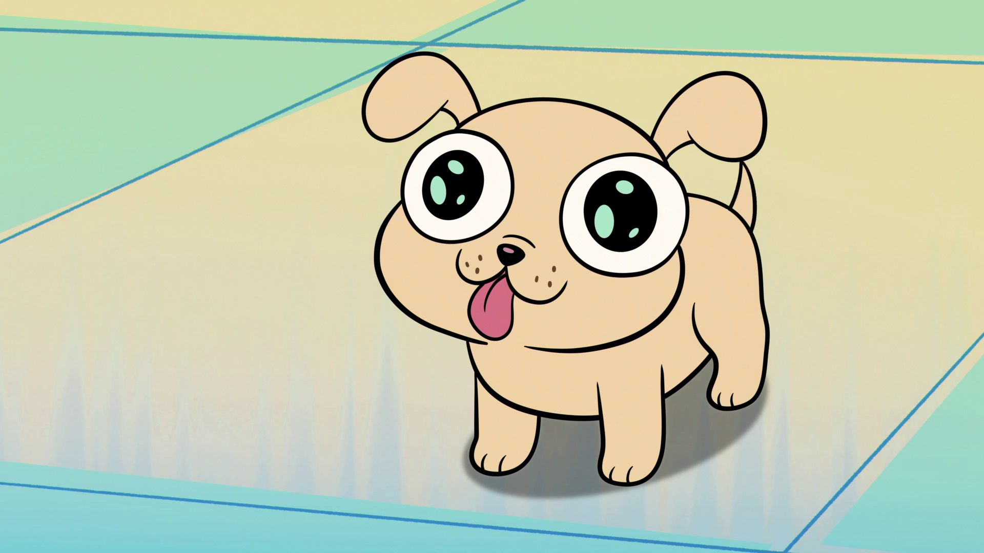 Image - S2E6 Laser puppy looking adorable.png | Star vs. the Forces ...