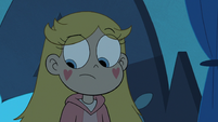 S3E25 Star Butterfly looking confused