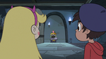 S3E7 Ludo enters Star Butterfly's dungeon cell