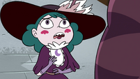 S4E32 Eclipsa Butterfly worried about Globgor