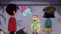 S4E19 Star Butterfly asking 'how?'
