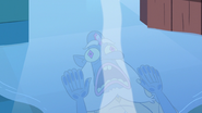 S3E9 Glossaryck in the sink water on the floor