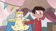 S4E1 Marco briefly stops King Butterfly