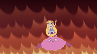 S4E6 Star Butterfly leaving on Cloudy