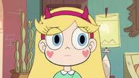 S2E27 Star Butterfly starts to look anxious