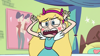S3E8 Star Butterfly 'what are you doing?!'