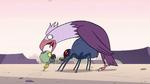 S2E8 Giant eagle biting Ludo's head