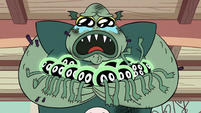 S2E11 Buff Frog crying tears of joy