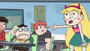 S2E16 Star Butterfly points at Ferguson and Francis