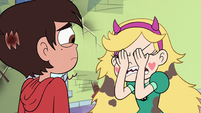 S3E22 Star Butterfly disappointed in Marco