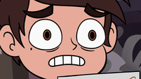 S3E31 Marco Diaz looking distressed