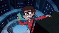 S1E8 Marco looking at another charger