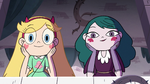S3E11 Star and Eclipsa admiring the view