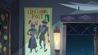 S4E18 Crandle's 'Lifelong Post' poster