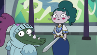 S4E18 Eclipsa and Cuddles looking confused