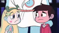 S1E17 Star and Marco feel sorry