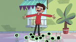 S2E11 Marco teaching tadpoles a new dance