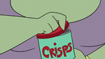 S2E16 Miss Skullnick pops the potato chip can open
