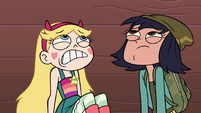 S2E16 Star and Janna worried they've been caught