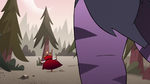 S3E38 Hekapoo lures Meteora toward the trees