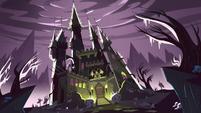 S1E16 Ludo's castle exterior