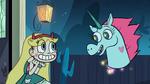 S1e2 star and pony head reunite