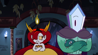 S2E41 Rhombulus and Hekapoo agree with Ludo