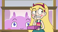 S3E35 Star Butterfly smelling something bad