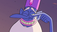 S2E5 Glossaryck laughing at Marco