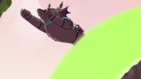S3E37 Meteora's lasers catch a jumping Jorby