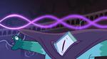 S4E4 Rhombulus ducks under nightmare rays