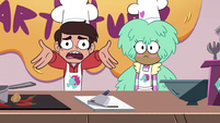 S4E9 Marco upset that the show is over