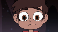 S4E13 Marco stares at marshmallows once more
