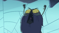 S2E2 Ludo shrieks back at giant spider