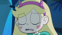 S2E41 Star Butterfly sighing with a heavy heart