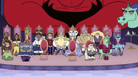 S3E10 Princes and princesses continue to fill the seats