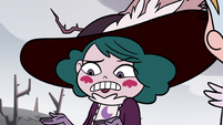 S3E36 Eclipsa 'before a bunch of villagers'