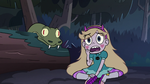 S3E5 Star Butterfly 'we can't stay out here'