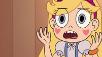 S4E6 Star Butterfly 'you didn't tell me'