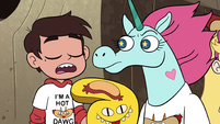 S2E13 Marco Diaz 'I got us into the right line'