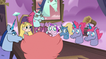 S3E21 Pony Head angrily addressing her sisters