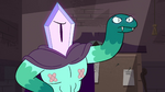S4E24 Rhombulus 'right over there watching'