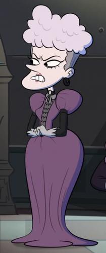 Мисс Хэйнос