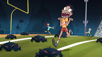 S1E4 Spirit Boy running toward land mine
