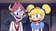S3E10 Star Butterfly and Tom start laughing