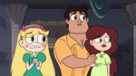 S3E32 Star and Marco's parents look over at Marco