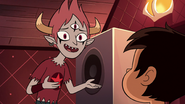 S2E19 Tom offers refreshments to Marco Diaz