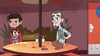 S4E26 Marco and Mr. Candle walk off-screen