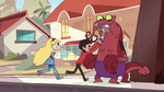 S1E13 Star and Marco save little girl